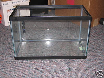 20 gallon fish reptile lizard tank cage w lid extras for 55 gallon fish tank lid