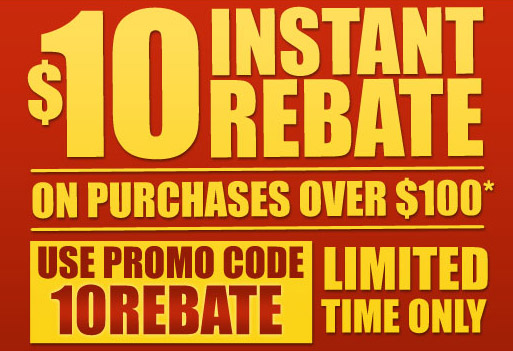 10 instant rebate at thatfishplace for That fish place coupon